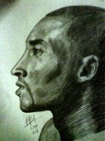 Kobe Bryant by KinKiat