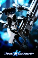 BRS - Black Rock Shooter by n-a-k-s