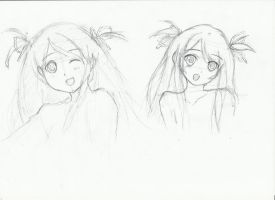 Kantoku Sketches (practice) by partybeast1