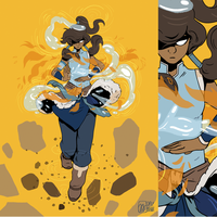 Legend of Korra by Jay-Bendt