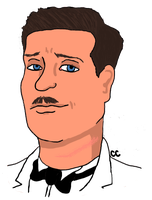 Aldo Raine is a Basterd by TheSimpsonsFanGirl