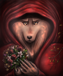 Red Riding Hood. by HeatherSchoff