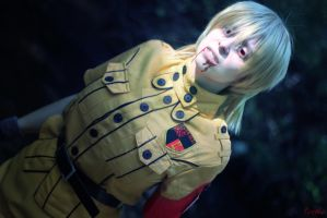 Seras Victoria - Hellsing by Cozpho