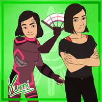 CLE Countdown - Yumi by A-queenoffairys