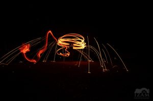 1st attempt play with light by Izam01