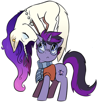 Smoochy Live-Request by professor-ponyarity