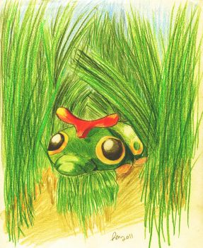 Caterpie by Magicant01