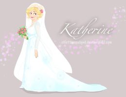 Katherine's Wedding Day by ColetteCopeland