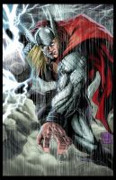 Thor 2014 Colors by hanzozuken