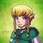 30 Days of Zelda - 29 by JoeHoganArt