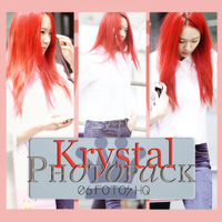Photopack Krystal-f(x) 009 by DiamondPhotopacks