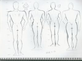 Body structure practice 4 by sophiaan0