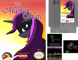 The Masked Mare (NES) by Crisostomo-Ibarra