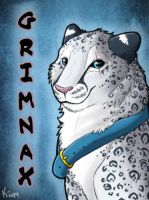 Grimnax Badge - Commission by Kium