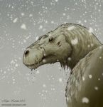 Wet Snow by Eurwentala