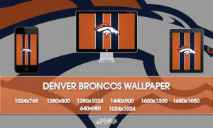 Denver Broncos Wallpaper by pasar3