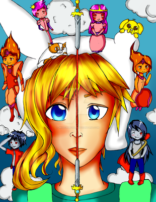 Two Sides of the Same Coin by MissChibiChild