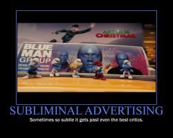 Motivation - Subliminal Advertising by Songue