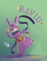 Ravio The Alternate by SnrChumber