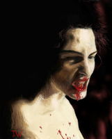 A Vicious Vampire by vimse