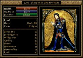 Knight of God by Theophilia