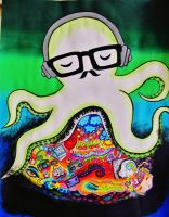 Octopus Thoughts. by Darxen