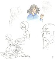 Lin Beifong by froghugger