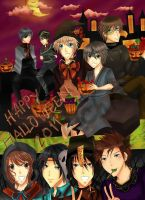 Happy Halloween 2011 by lunallachi