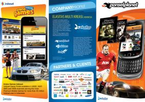 flyer 2 for CommunicAsia by gravicious