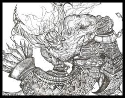 Hashmal: Final Fantasy XII by 1pen