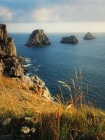 Pointe de Penhir by AljoschaThielen