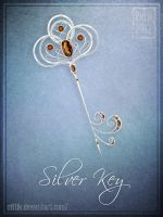 Silver Key by Rittik