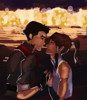 The Legend of Korra-Makorra by samsung01
