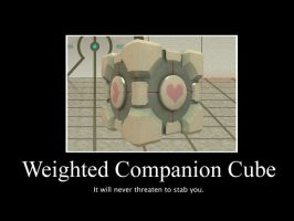 Weighted Companion Cube by PreoSmo
