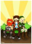 ~The Yogscast~ by RatherPeculiar