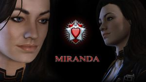 Miranda Lawson Wallpaper 06 by Cain69