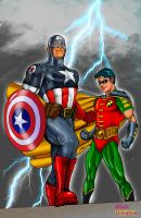 CAP N ROBIN by DONAHUE-t