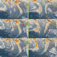 Square Clouds proof HAARP did California drought by Novuso