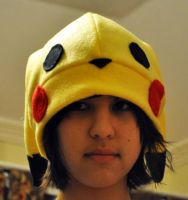 Pikachu hat by Mad-March