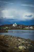 Across the Penobscot by Fluffyvito