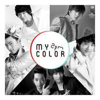 2PM - My Color by J-Beom