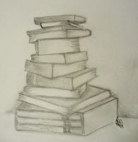 Book Tower by Hope2Fly