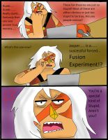 Jasper reacts to fan theories (namely her's) by kingofthedededes73
