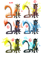 Asare adopts by Rinermai