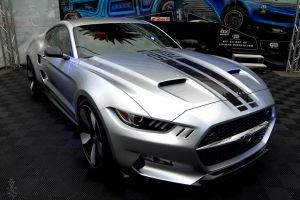 2015 Ford Mustang Rocket Prototype by CZProductions