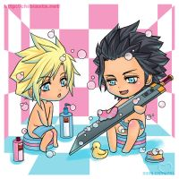 + 2009 Sword Care + by chibiasta