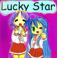 Lucky star by Redstar95