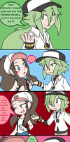 Getting on the Ferris Wheel... by kagomeamichun