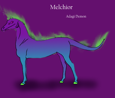 Melchior by TheForeverPlace