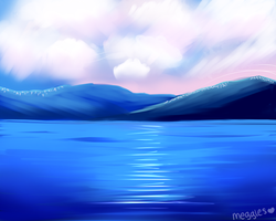 Tranquility by My-Meggles